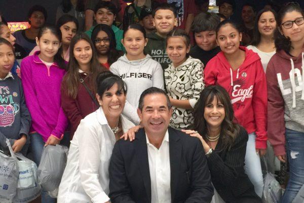 Michael Herrera Foundation - Coats for Kids